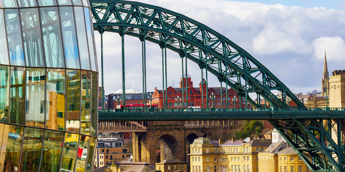 Photo of Newcastle Bridge over the the Tynne.